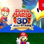 Super Mario 3D All-Stars – Joy-Con Controls Optional in Handheld Mode