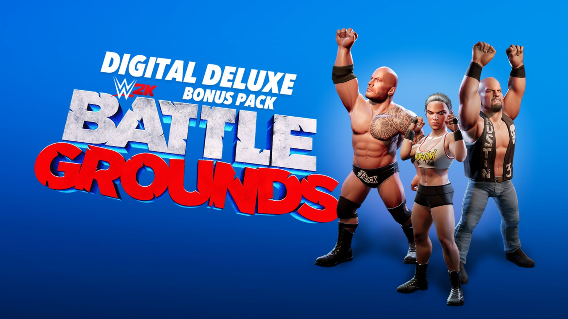 WWE 2K Battlegrounds Digital Deluxe