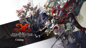 Ys IX: Monstrum Nox Trailer Presents The Key Cast thumbnail
