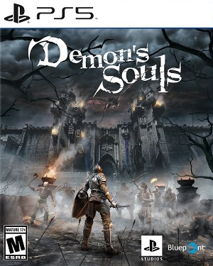 Demon's Souls Box Art