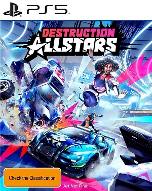 Destruction AllStars Box Art