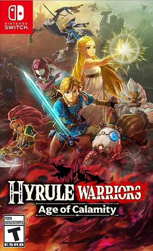 Hyrule Warriors: Age of Calamity – News, Reviews, Videos, and More