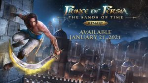 Prince of Persia: The Sands of Time Remake Announced, Releases in January 2021 thumbnail