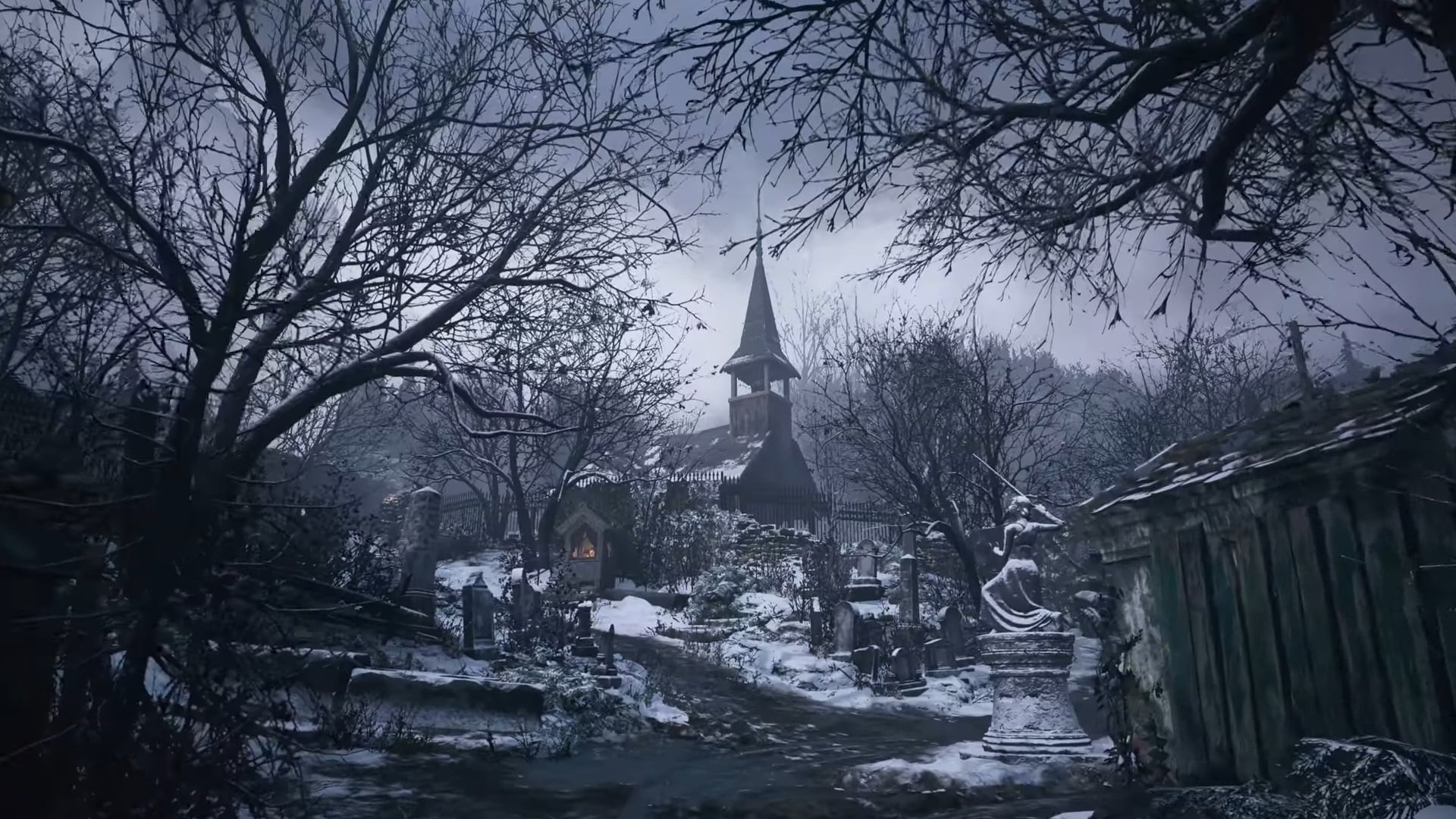 Resident Evil Village Will Support AMD Ray Tracing, FidelityFX on PC