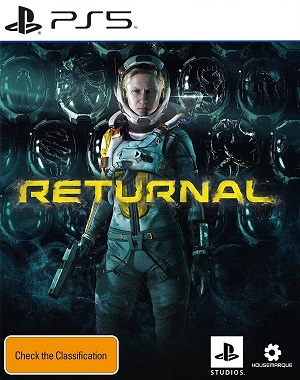 Returnal Box Art