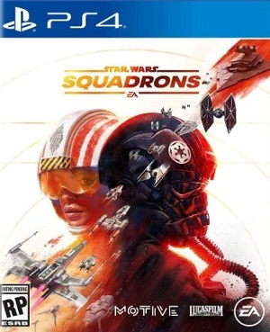 Star Wars: Squadrons Box Art