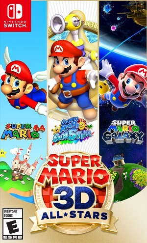 Super Mario 3D All-Stars – News, Reviews, Videos, and More