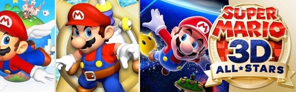 Super Mario 3D All-Stars Review – The Bare Minimum