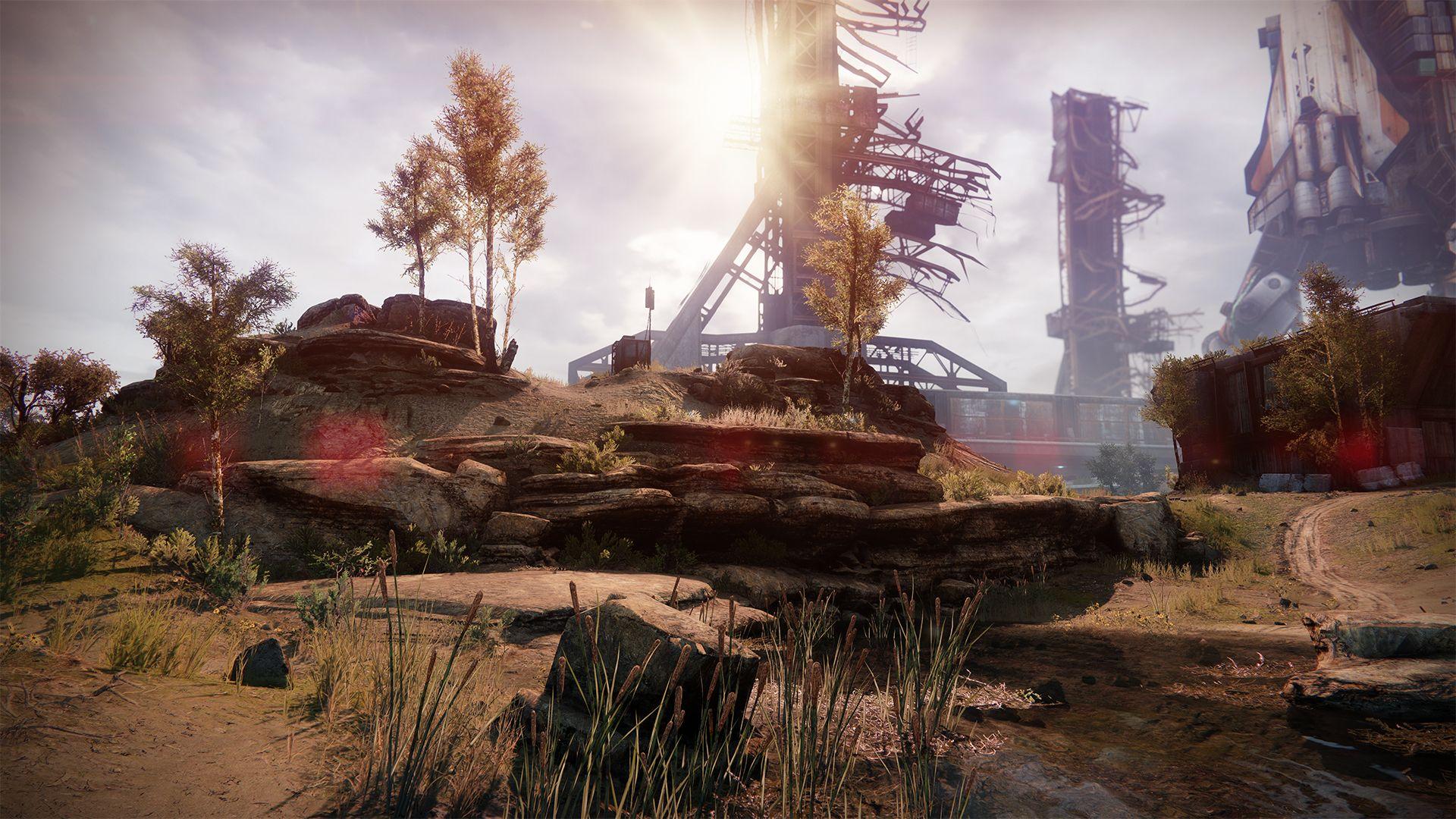 Destiny 2 Cosmodrome