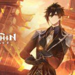 Genshin Impact Character Demo Highlights the Elegant Zhongli