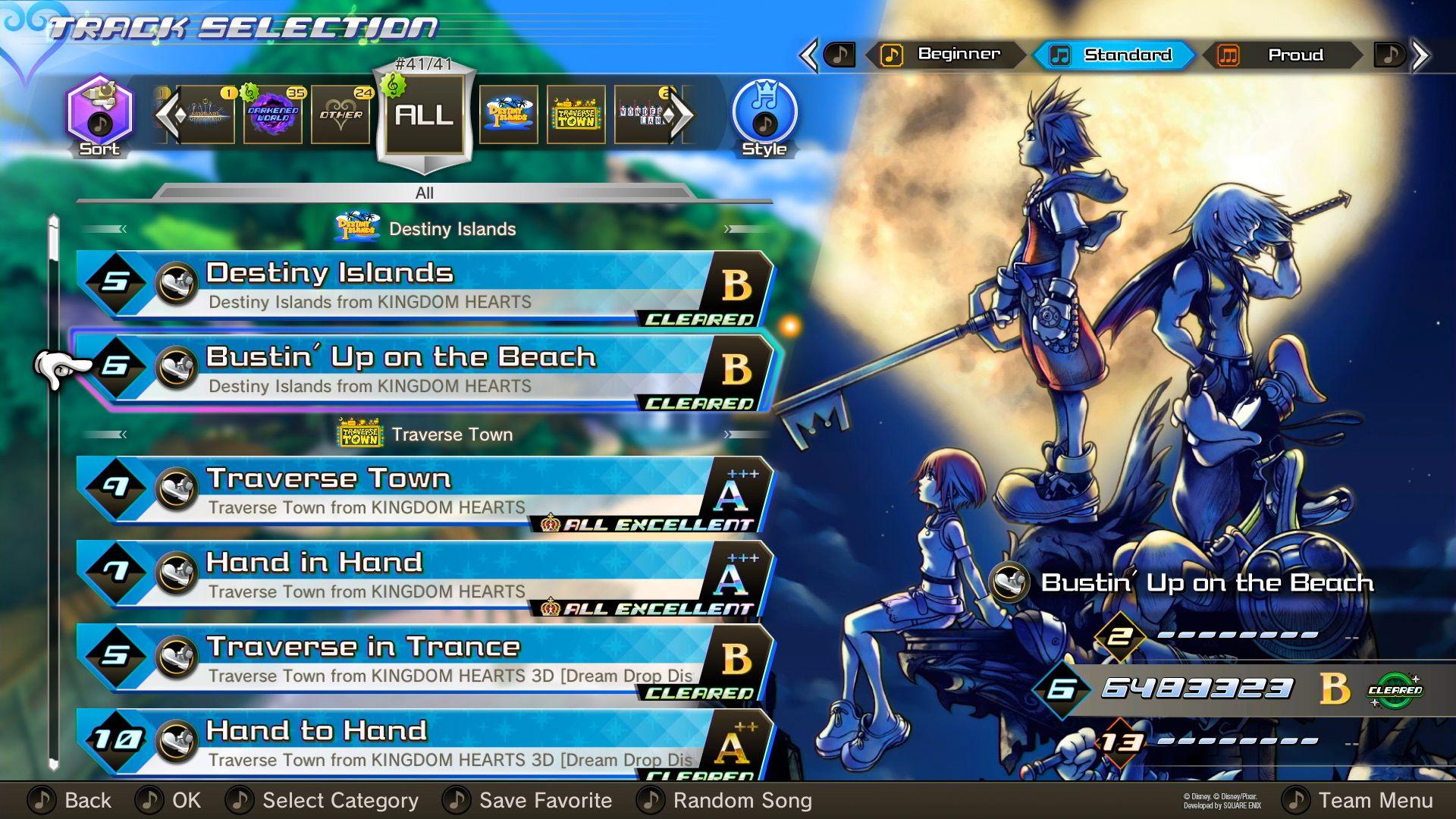 Kingdom Hearts Melody of Memory_09