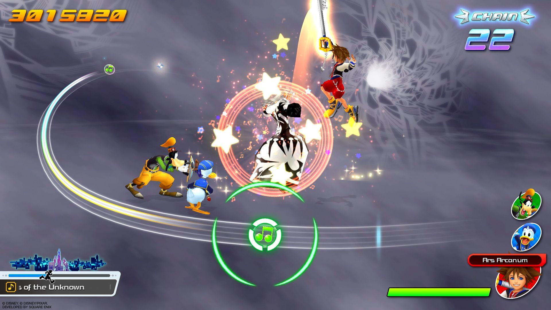 Kingdom Hearts Melody of Memory_12