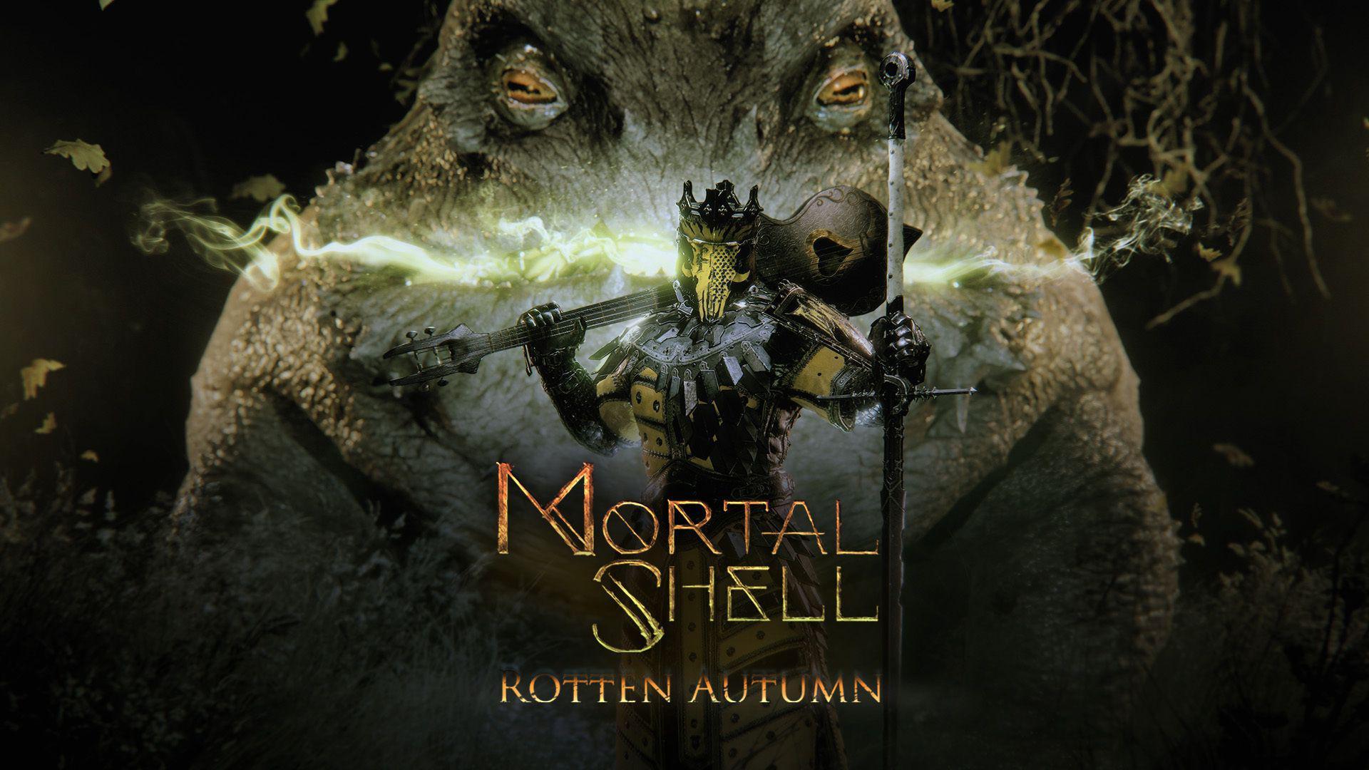 Mortal Shell - Rotten Autumn Update