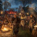 Assassin's Creed Valhalla Runs at Upscaled 4K on PS5