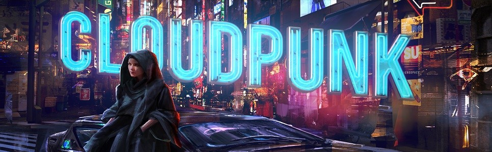 Cloudpunk Review – A Big Thing in a Small Package