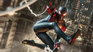 Marvel's Spider-Man: Miles Morales Gets Extraordinary Video Of Into The Spider-Verse Suit thumbnail