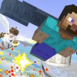 Super Smash Bros. Ultimate – Minecraft's Steve and Alex Now Available