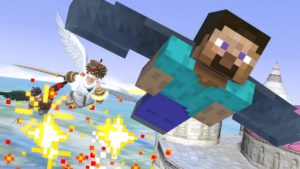 Super Smash Bros. Ultimate-- Minecraft's Steve Launches on October 13th thumbnail