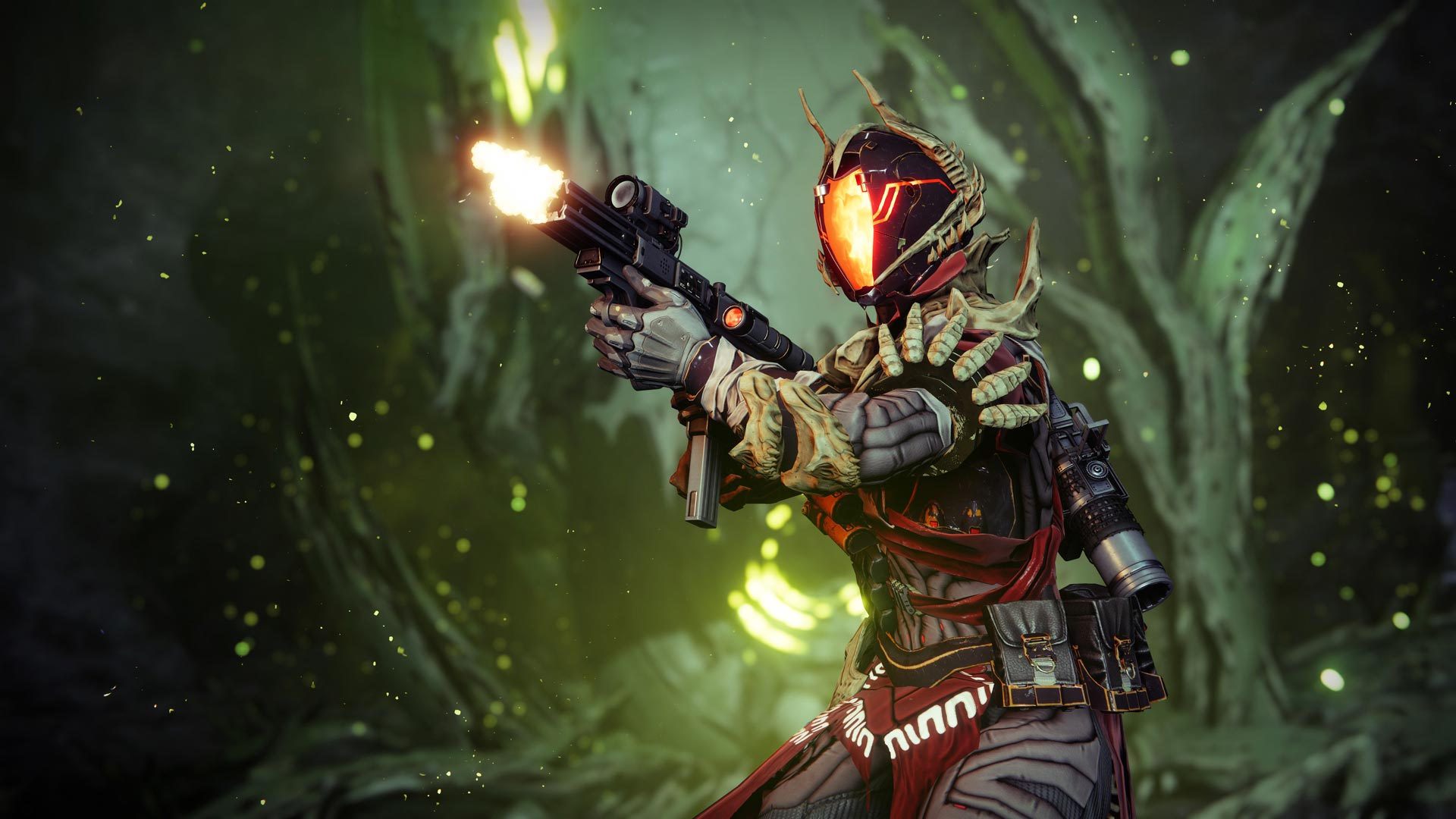 Destiny 2 Season of the Hunt
