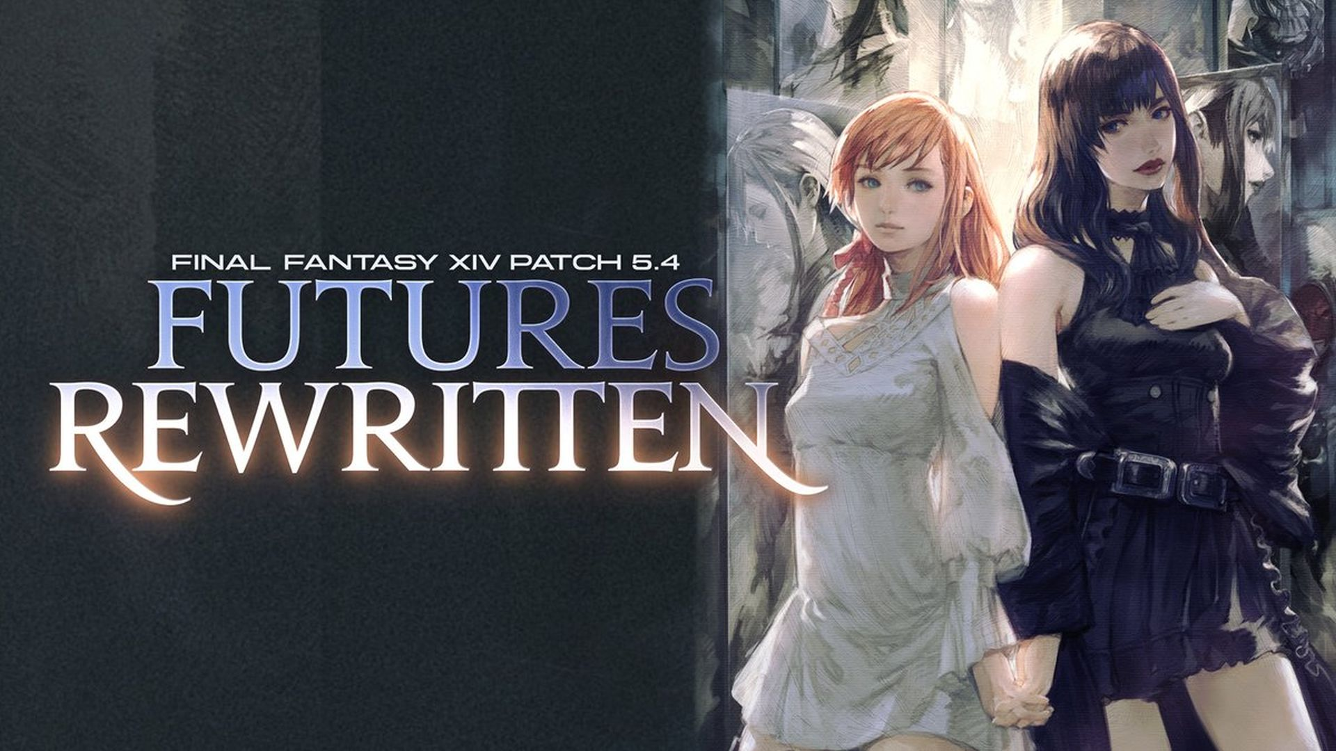 Final Fantasy 14 Futures Rewritten