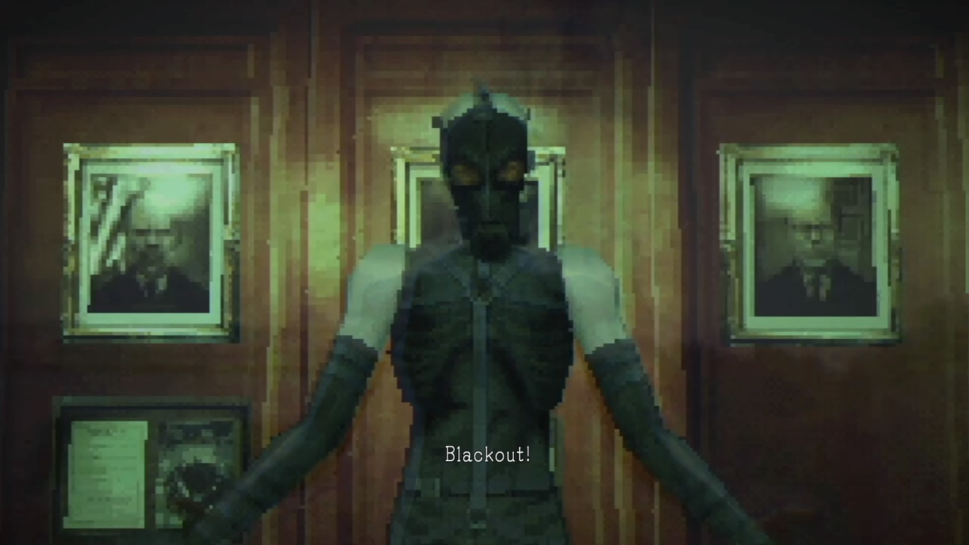Metal Gear Solid - Psycho Mantis