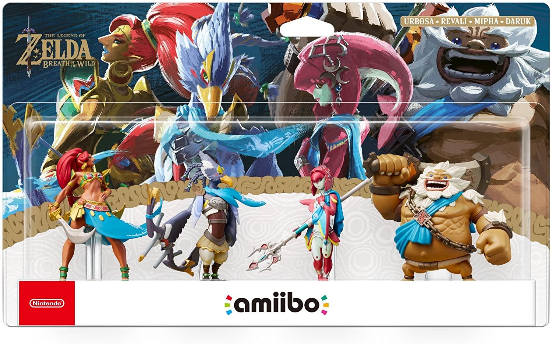 The Legend of Zelda - Breath of the Wild - Amiibos