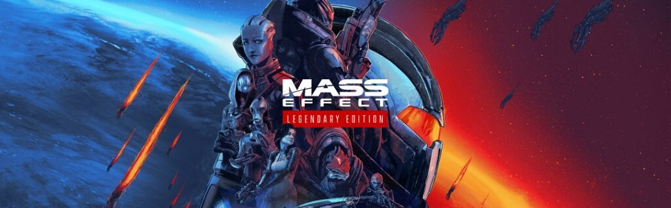 Mass Effect: Legendary Edition Might be a Megaton Release, Despite Being a Remaster