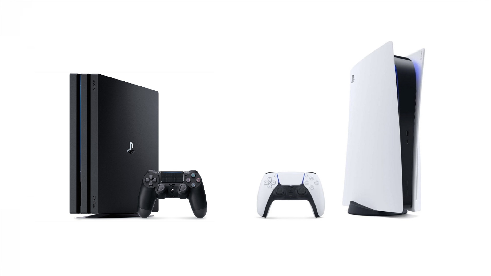ps4 and ps5