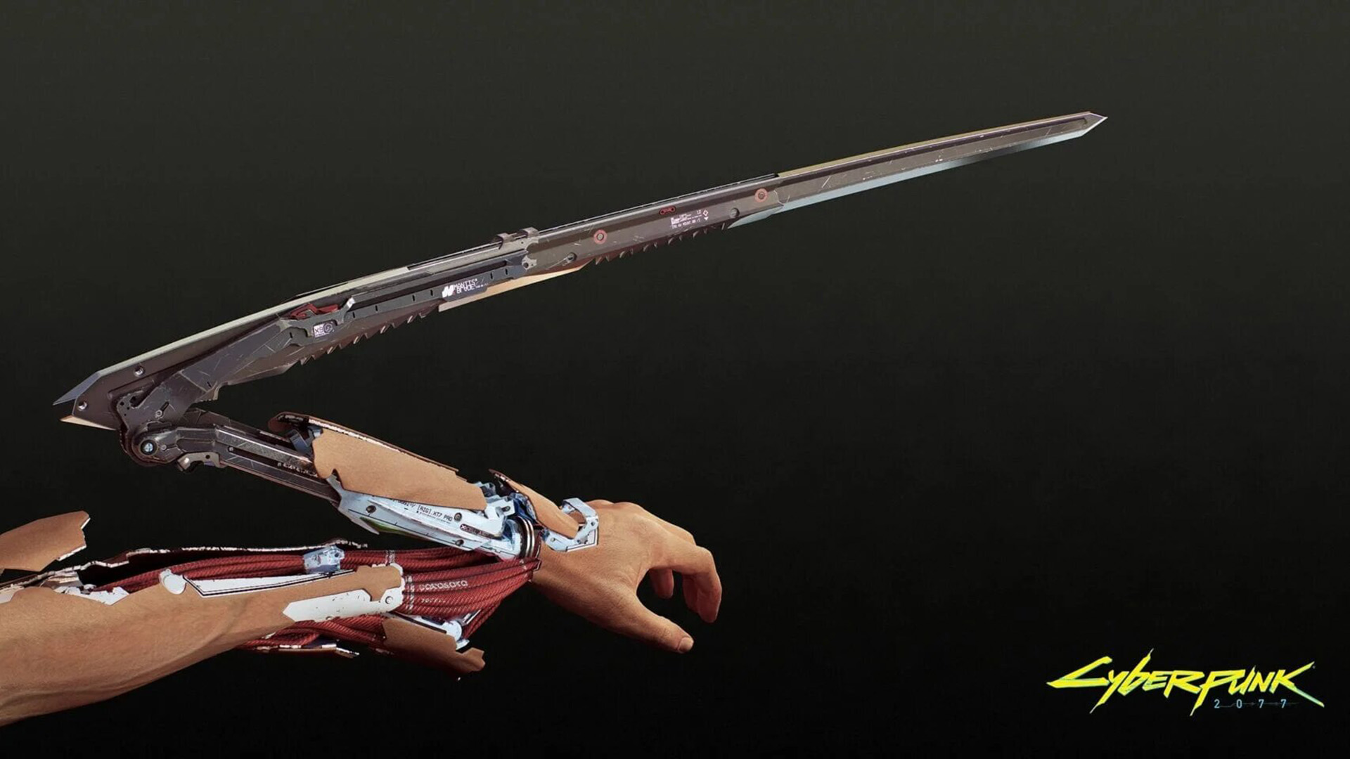 Cyberpunk 2077 - Mantis Blades