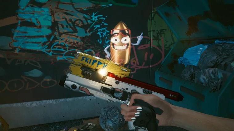 Cyberpunk 2077 - Skippy