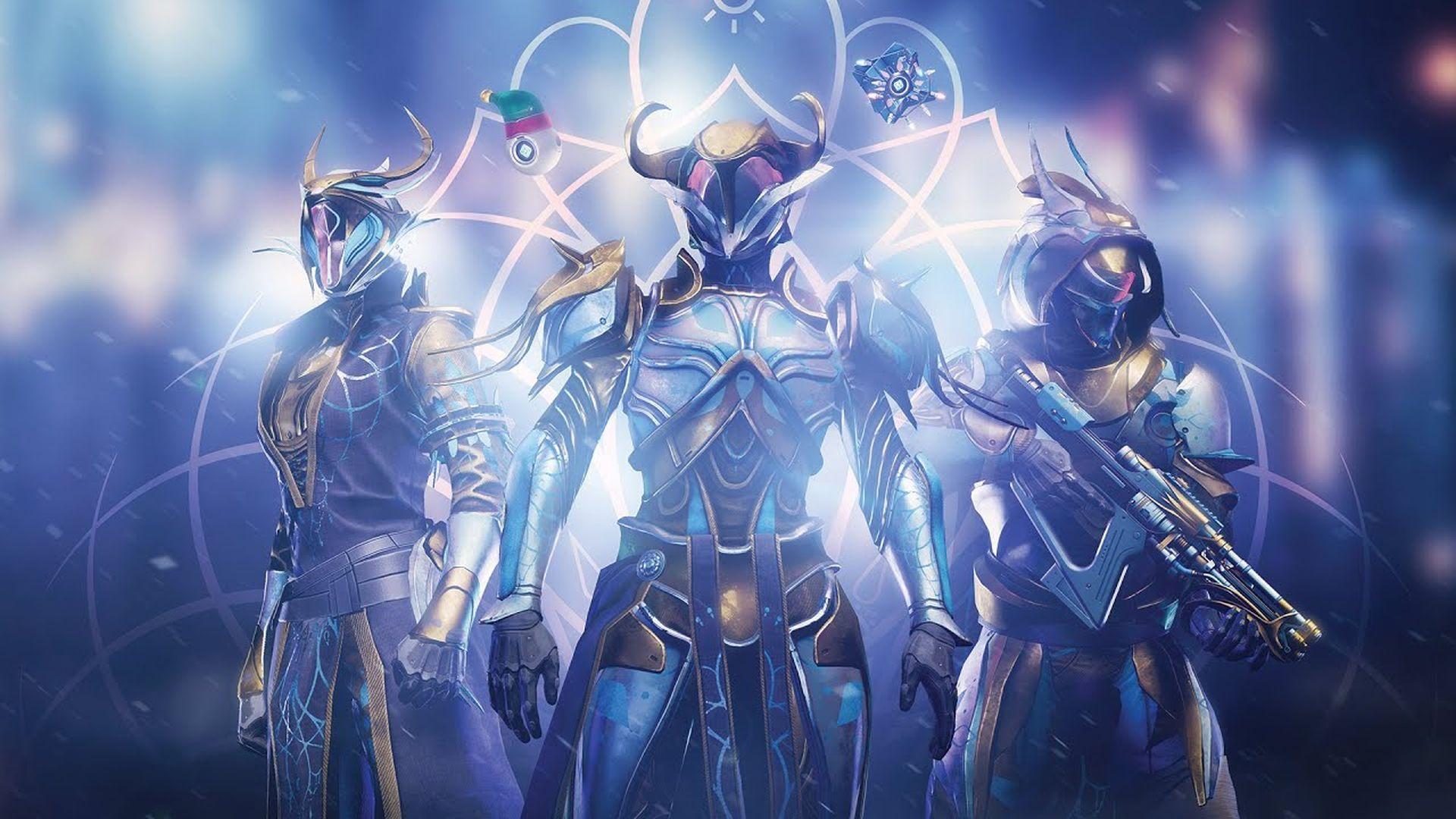 Destiny 2 Beyond Light - The Dawning