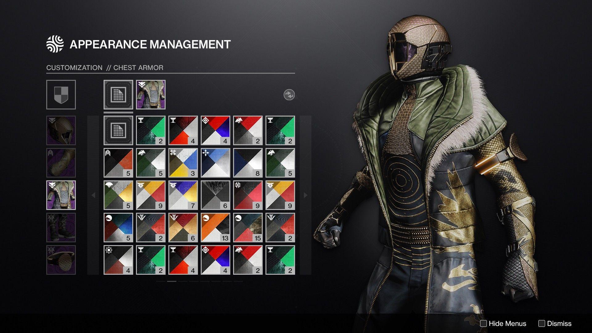Destiny 2 - Transmog