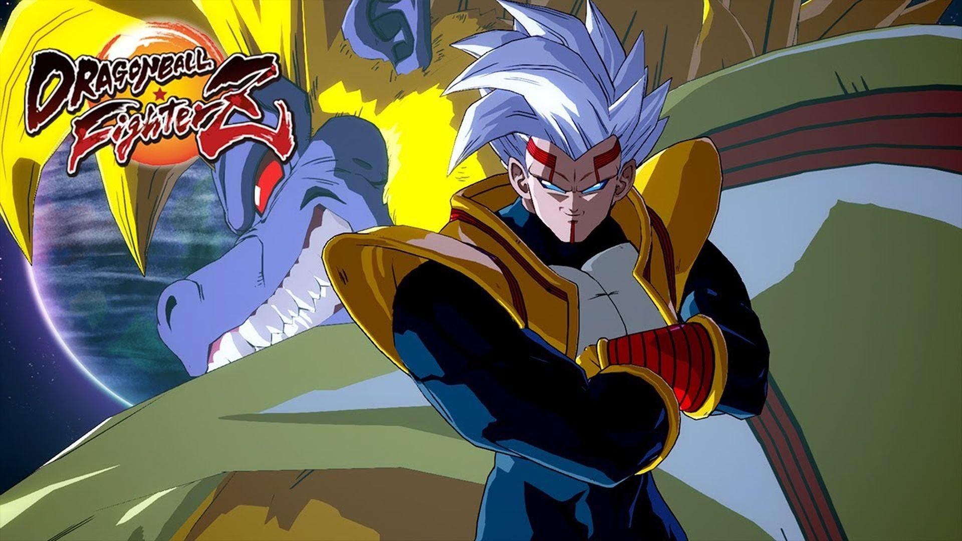 Dragon Ball FighterZ - Super Baby 2_02