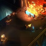 Endless Dungeon Trailer Showcases Turrets, Combat and Death