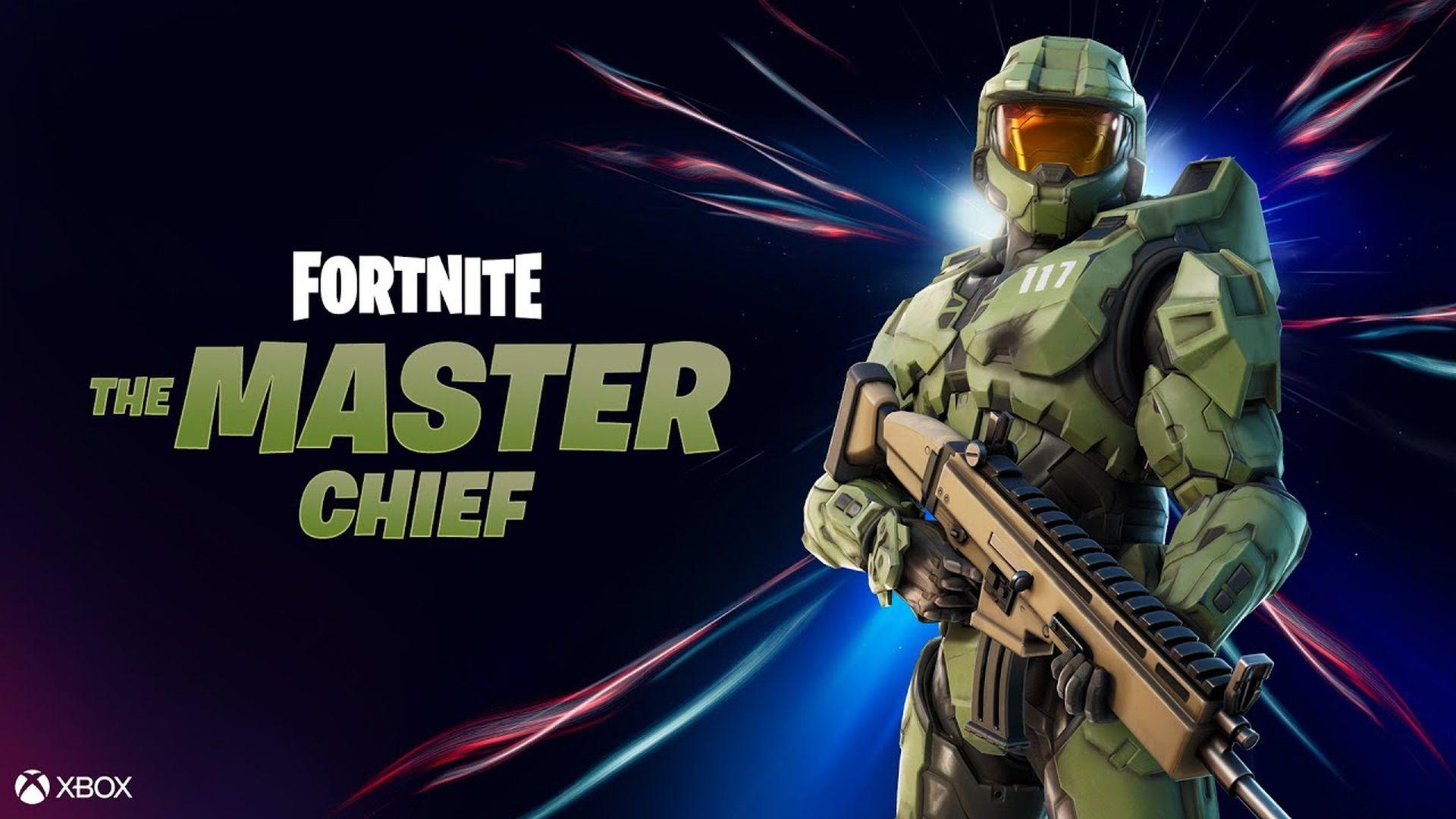 Fortnite - Master Chief