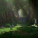 Kena: Bridge of Spirits Gameplay Showcases Exploration and Vibrant Environments
