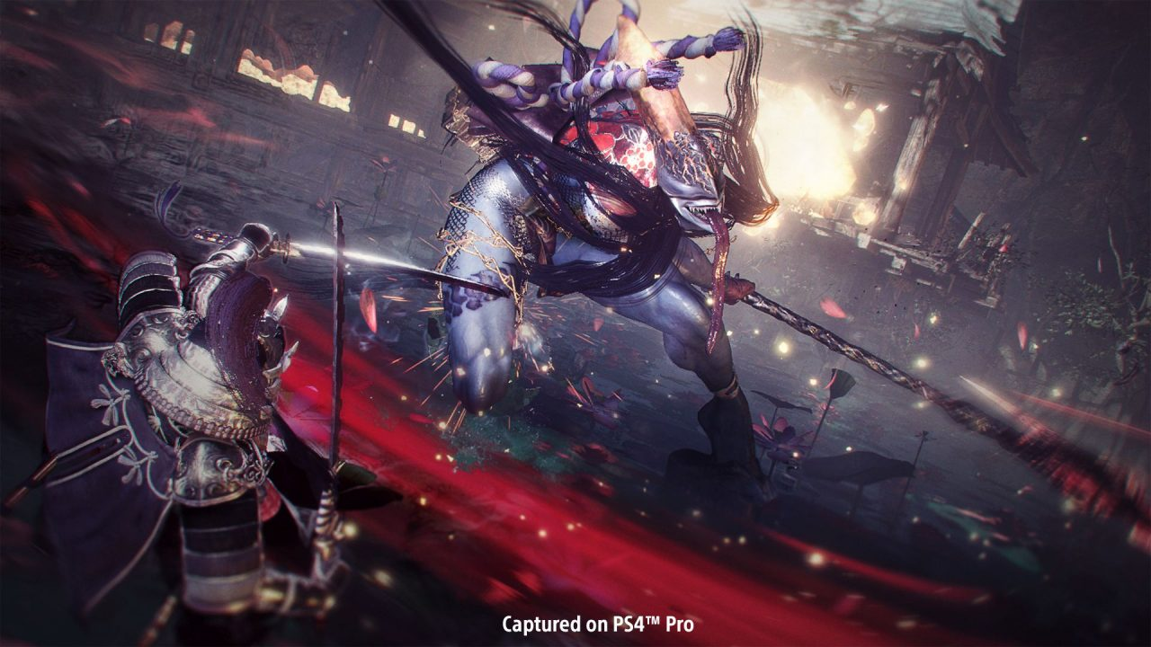 Nioh 2021 best for dual armor sword Weapon Scaling