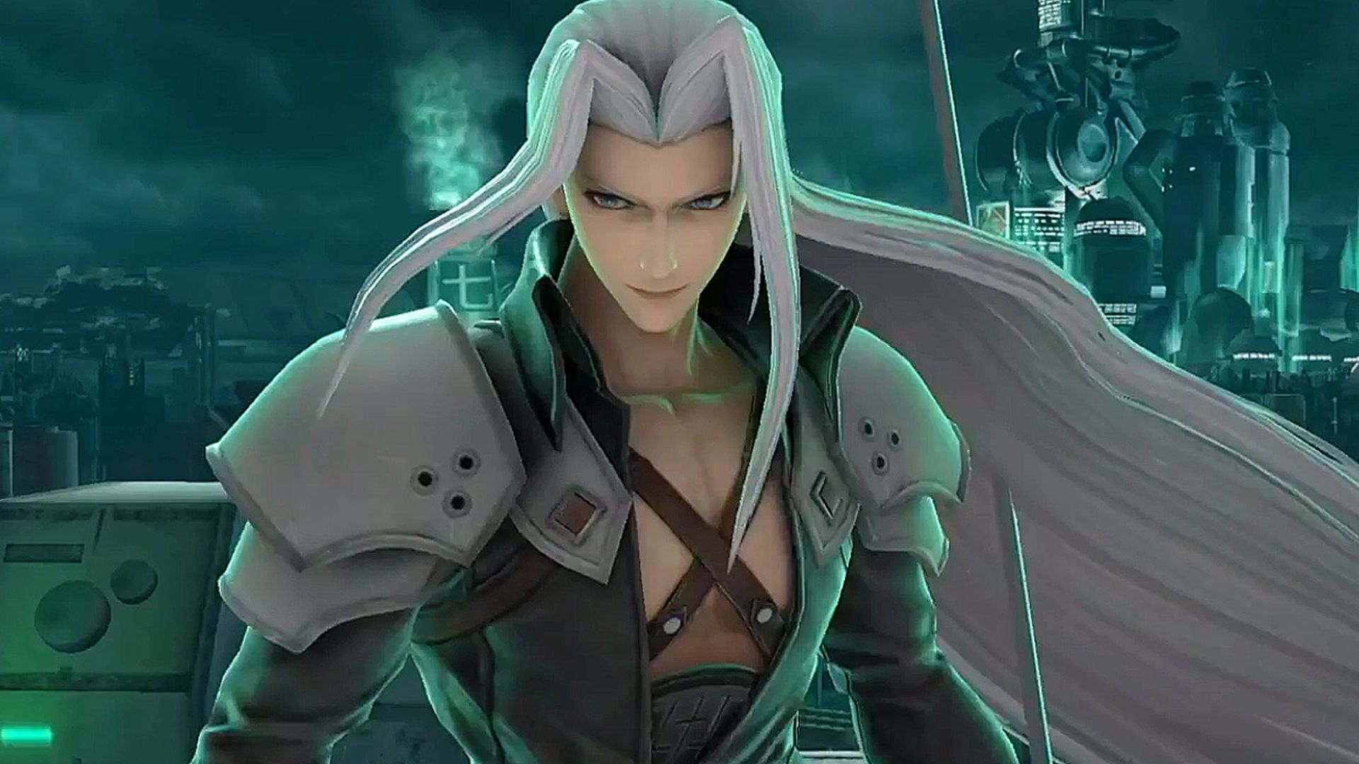 Super Smash Bros. Ultimate - Sephiroth