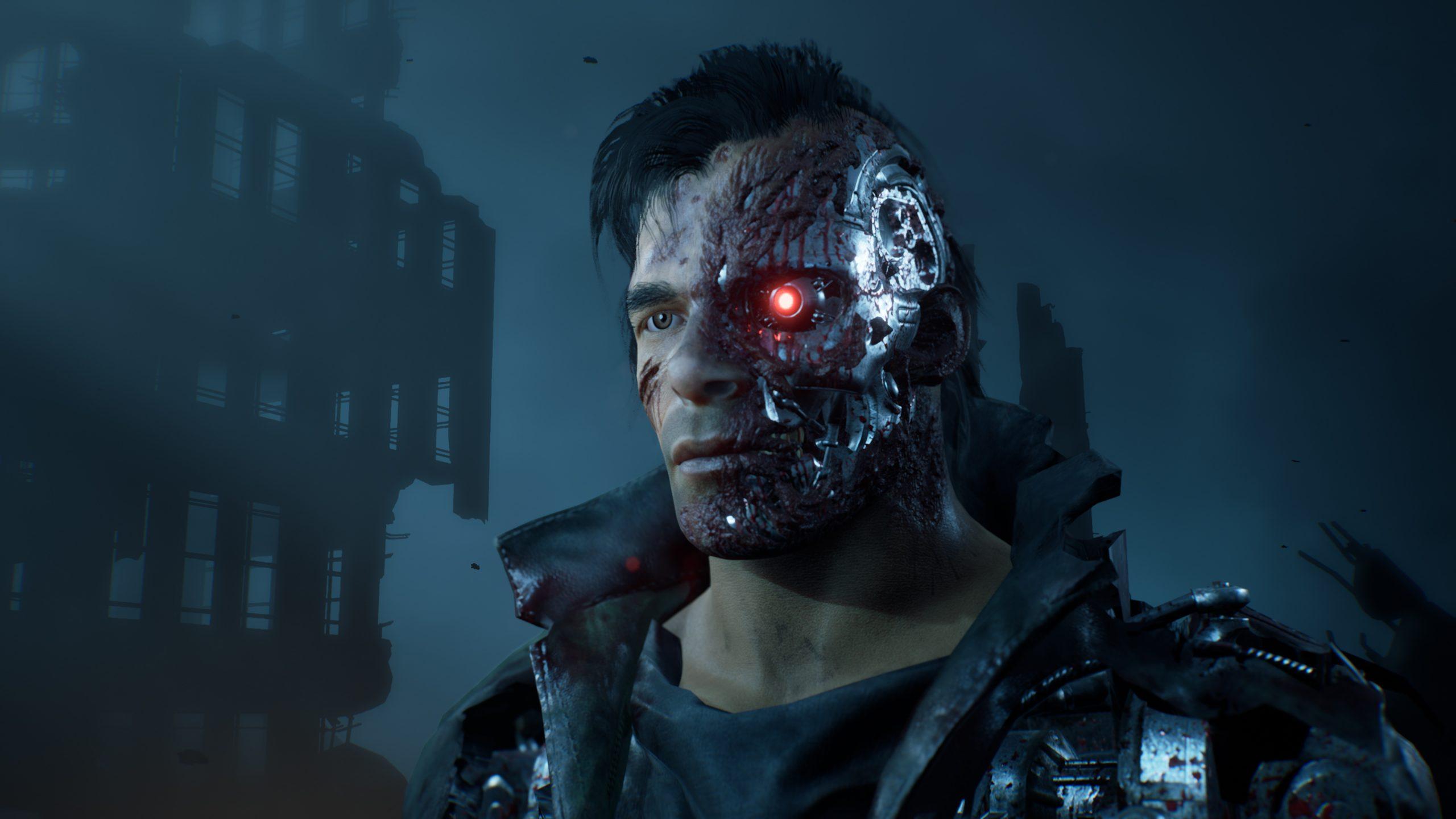 Terminator-Resistance enhanced