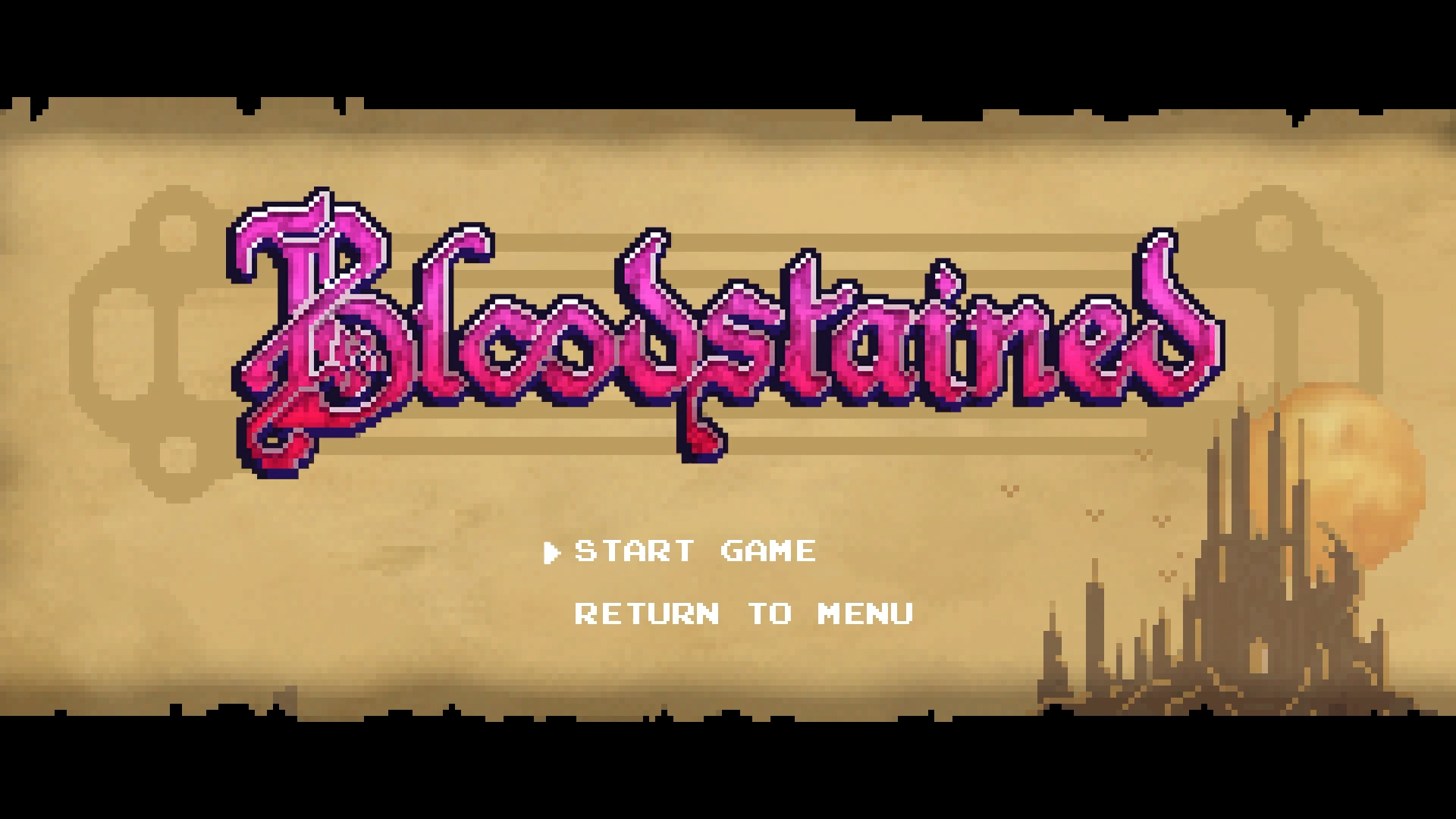 Bloodstained Ritual of the Night - Classic mode
