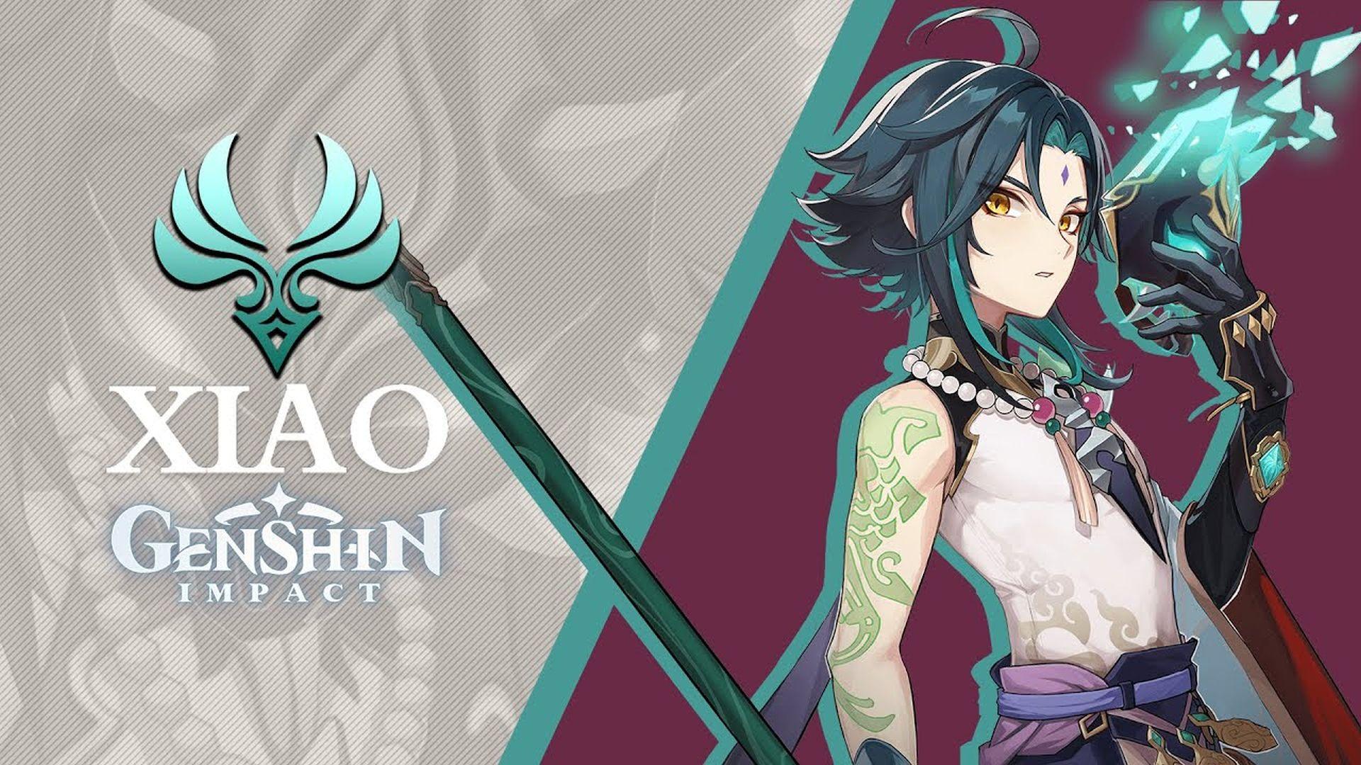 Genshin Impact - Xiao