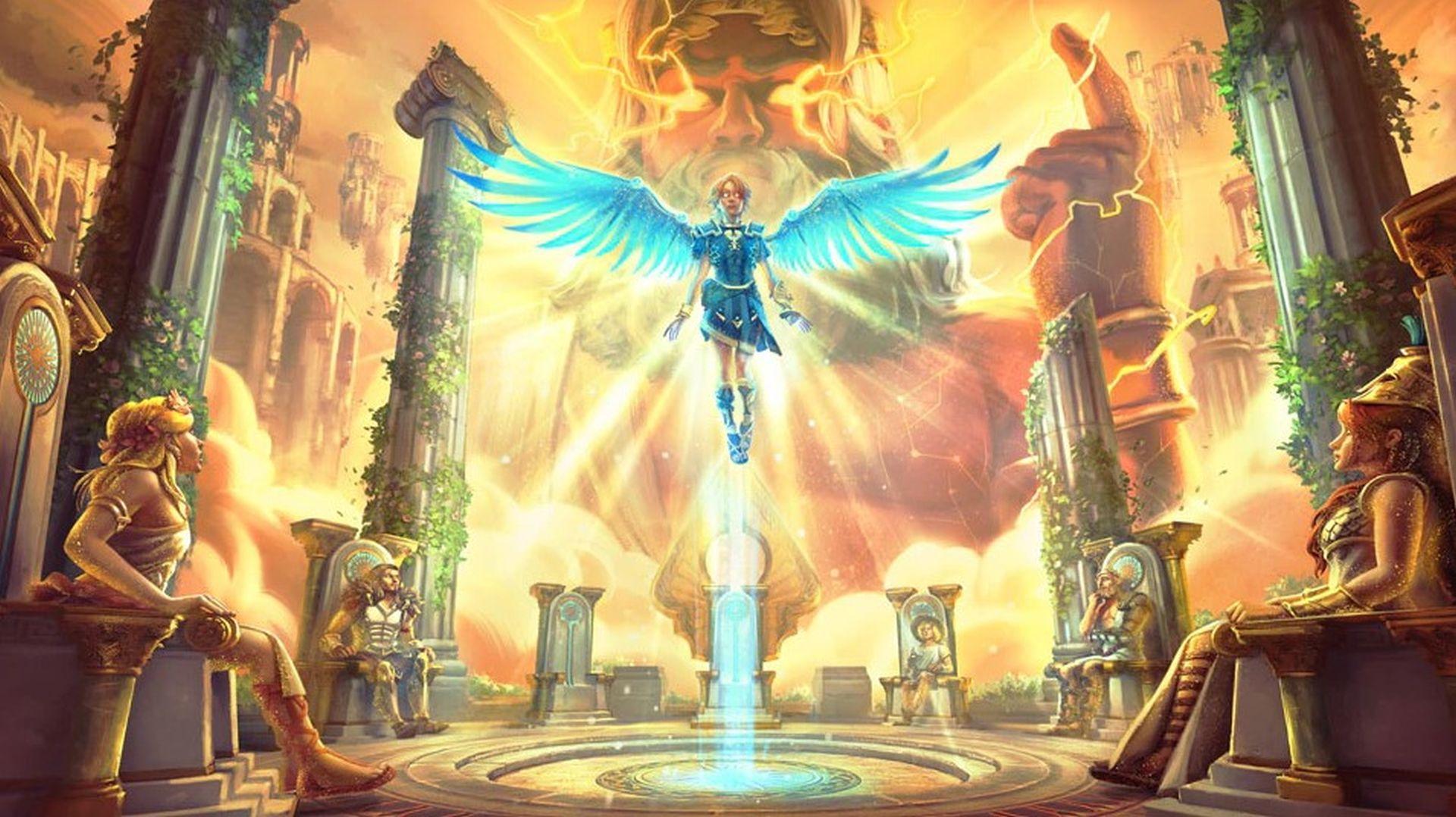 Immortals Fenyx Rising - A New God
