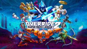 Override 2: Super Mech League Review – Mech-Zilla