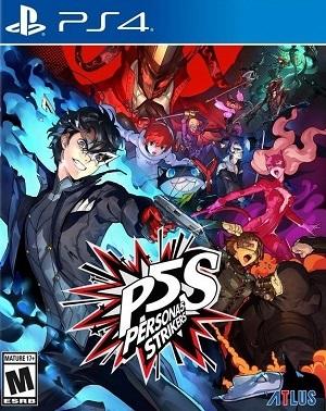 Persona 5 Strikers Box Art