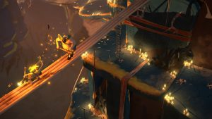Gods Will Fall Review – A Smorgasbord of Different Influences