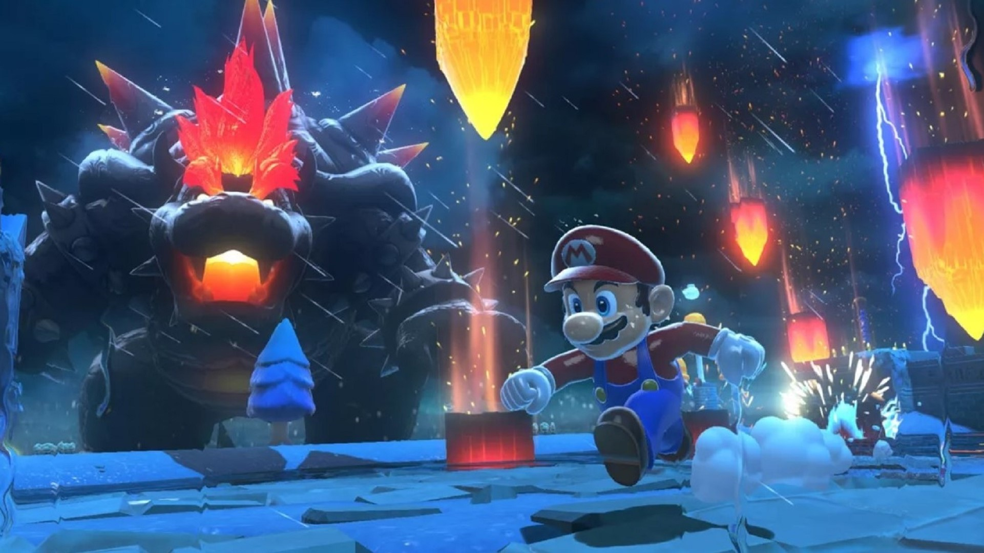 super mario 3d world + bowser's fury image