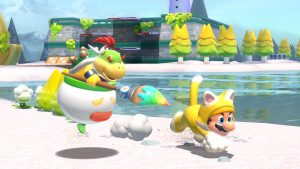 Super Mario 3D World + Bowser's Fierceness Controls UK Charts Again thumbnail