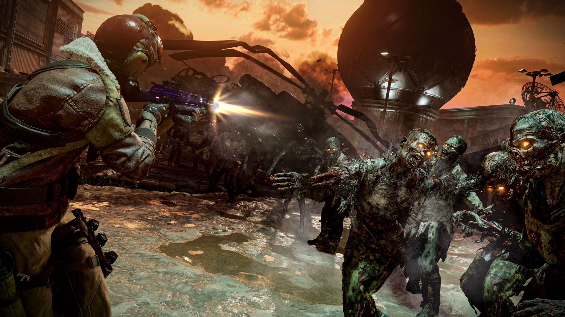 Call of Duty Black Ops Cold War - Firebase Z