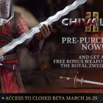 Chivalry 2 preorder bonus