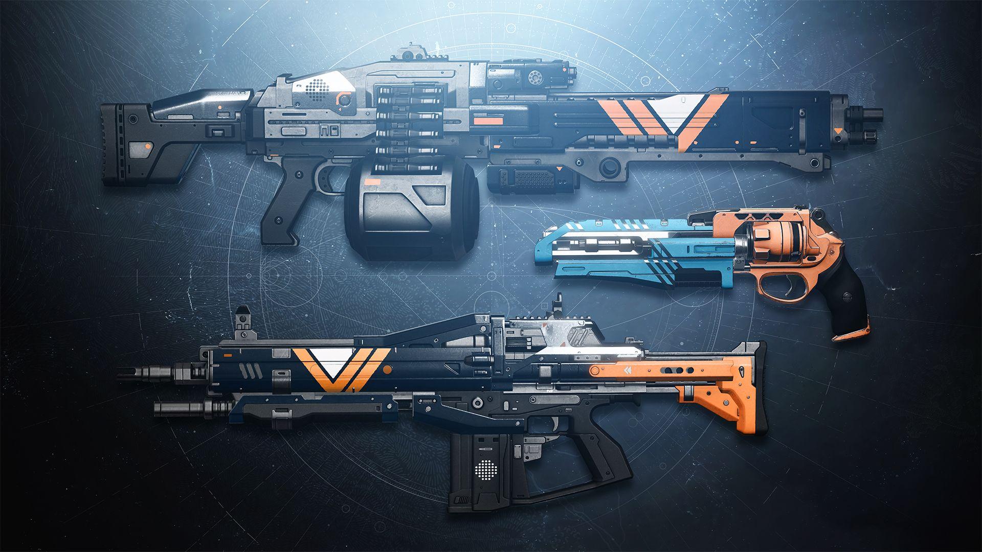 Destiny 2 - Nightfall Weapons